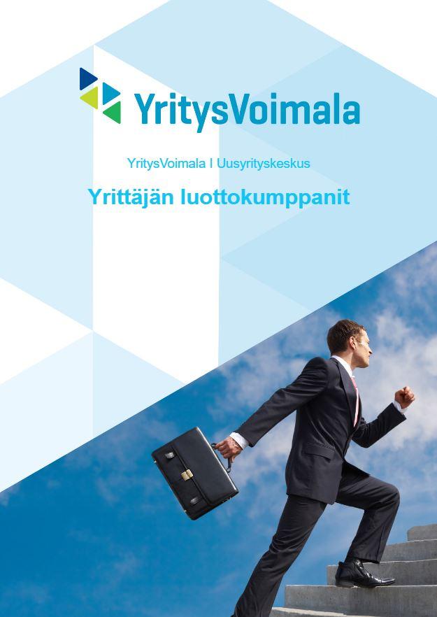 YritysVoimala ja Uusyrityskeskus - Yrittäjän luottokumppanit